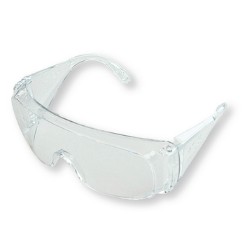 Safety glasses Visitor, clear